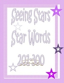Seeing Stars Fluency Phrases 201-300