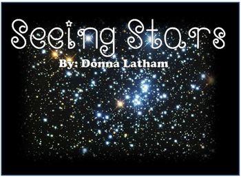 Seeing Stars Focus Wall 3rd grade Reading Street Unit3 Week 3