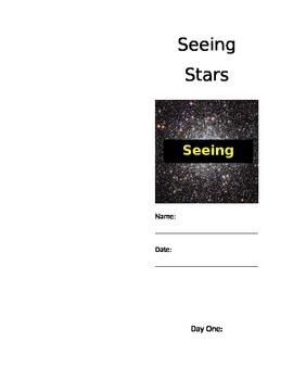 Seeing Stars Seatwork/Center Packet