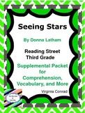 Seeing Stars---Supplemental Packet---Reading Street Third Grade