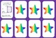Seeing Stars Reading  VOWELS  (sound & symbol chart rows 6 to 8) Match Game