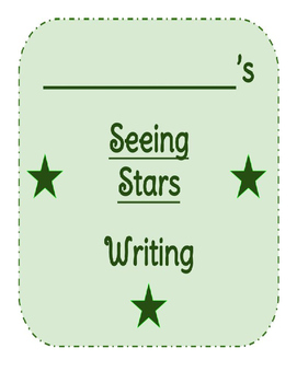 Seeing Stars Writing Pack