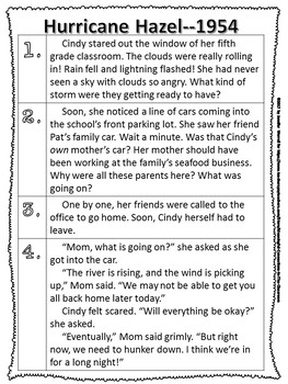 Seeing Storms: Activities to Help Students Visualize What They Read