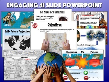 Seeing Through Maps: Understanding Projections and Purpose