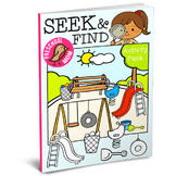Seek & Find Activity Pack
