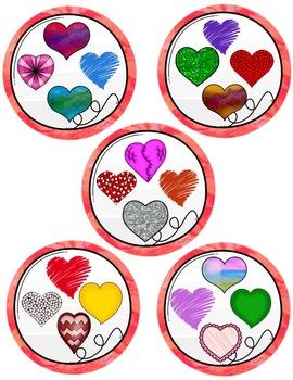 Seek It! Hearts Galore