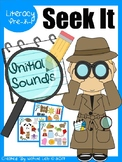Seek It:  Initial Sounds