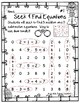 Seek and Find Math Equations