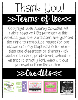 Seek and Search Classroom Scavenger Hunt