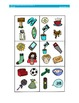Speech Therapy: Seek 'n Say Articulation Game /s/ initial position