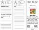 Seek the Sun Trifold - ReadyGen 2nd Grade Unit 4 Module A