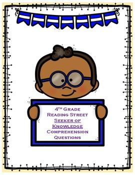 Seeker of Knowledge - 4th Grade Reading Street