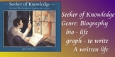 Seeker of Knowledge Vocabulary Presentation