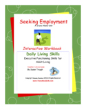 DLS Seeking Employment Workbook-Daily Living Skills