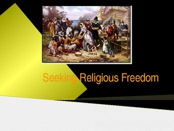 Seeking Religious Freedoms
