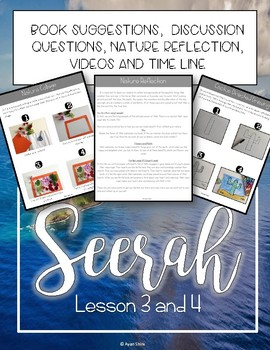 Seerah of the Prophet (SAW) Lesson 3-4