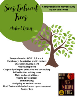 Sees Behind Trees Novel Guide