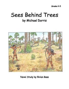 Sees Behind Trees novel study