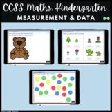 Seesaw Activities - CCSS - Kindergarten Measurement & Data - Math