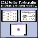 Seesaw Activities - CCSS - Kindergarten Operations & Algeb
