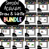 Seesaw Activities: Draw and Write GROWING BUNDLE