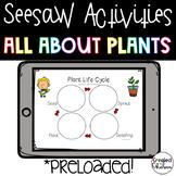 Seesaw Activities: Plants