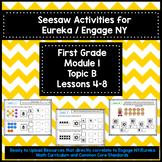 Seesaw Activities Set: Engage NY/Eureka 1st Grade Module 1