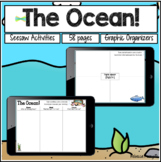 Seesaw Activities - The Ocean - The Project Pack