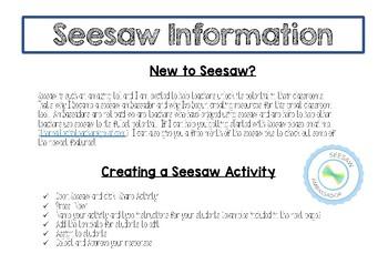 Seesaw Activity - CVC/Short Vowel Writing