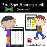 Seesaw Kindergarten Assessment Pack