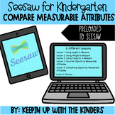 Seesaw Measurable Attributes for Distance Learning