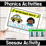 Seesaw Phonics Activities Distance Learning