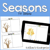 Seesaw Seasons Templates