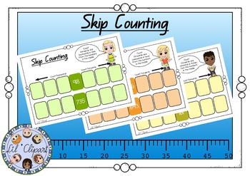 Seesaw - Skip Counting