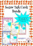 Seesaw Task cards Bundle
