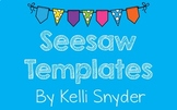 Seesaw Templates