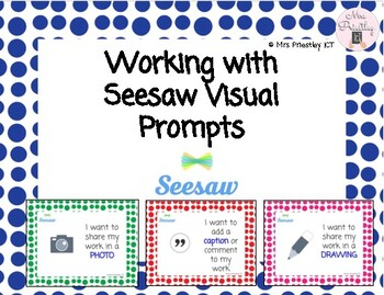 Seesaw Visual Prompts