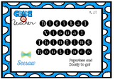 Seesaw: Visual Thinking Routines