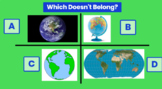 Seesaw - Which Doesn't Belong (Earth Day)