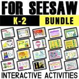 Seesaw Activities