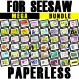 Seesaw Activities MEGA BUNDLE