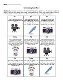 Seesaw in the Library-- Activity Choice Board