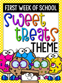 Sweet Treats Day ~ First Week of School Fun!