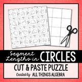 Segment Lengths in Circles Puzzle