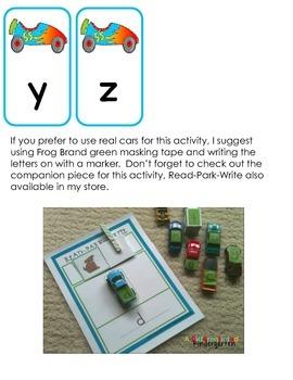 Segment-Park-Write - Differentiated Segmenting Fun To Meet Common Core