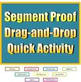 Segment Proof Drag-and-Drop Quick Activity