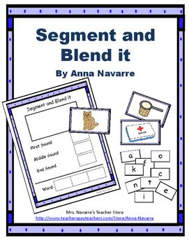 Segment and Blend it