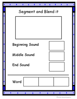 Segment and Blend it
