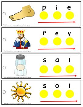 Segmentación Fonética Spanish