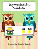 Segmentación Silábica Spanish